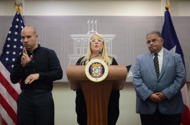 Puerto Rico declara toque de queda desde esta noche