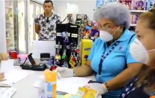 Coronavirus en Panamá: 79 por ciento de los comercios no cumplieron con el margen de comercialización