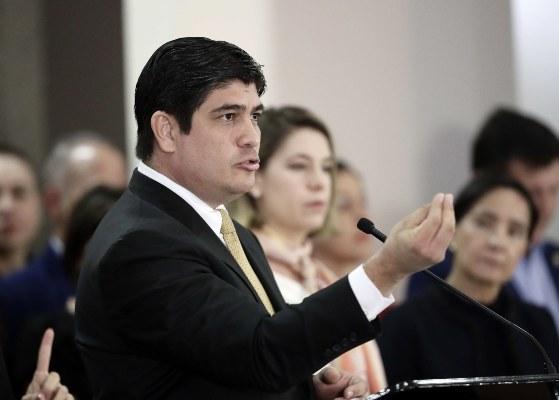 Costa Rica decreta estado de emergencia y cierra fronteras por COVID-19