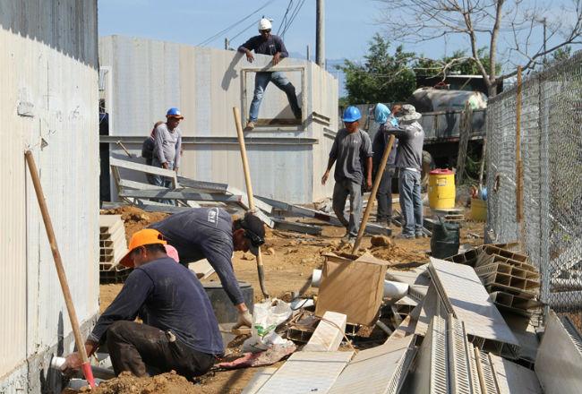 Trabajadores de campo del Miviot amenazan con irse a paro por falta de pago