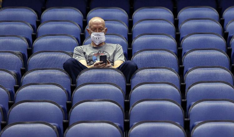 EEUU podría quedarse sin deportes por mayor tiempo de lo previsto