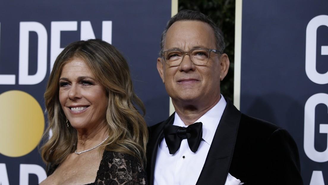 Tom Hanks y su esposa son dados de alta tras recuperarse del coronavirus