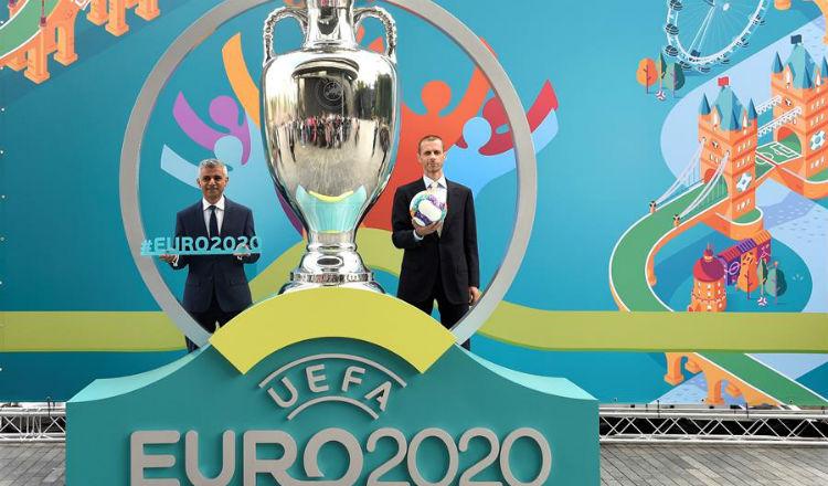 La Eurocopa se aplazará hasta 2021