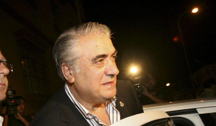Empeora el estado del ex presidente del Real Madrid por el covid-19