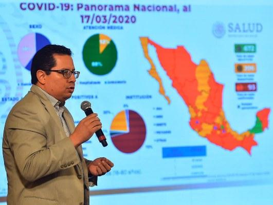 Tensión sanitaria en Ciudad de México por la aparición de casos de sarampión