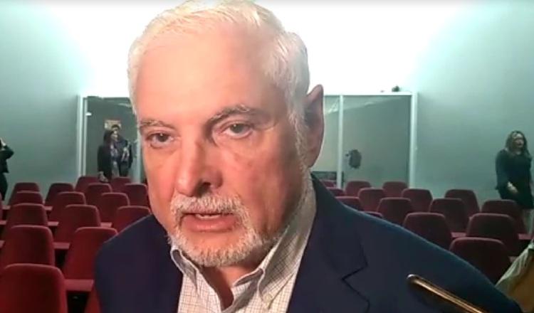 Expresidente Ricardo Martinelli le sugiere al Gobierno Nacional emitir cheques al portador para afrontar crisis por COVID-19