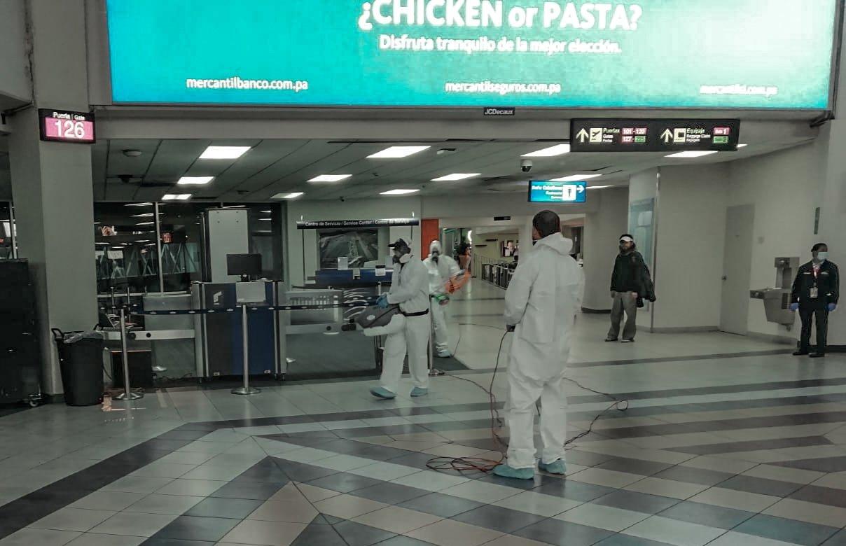 Coronavirus en Panamá: Laurentino Cortizo suspende llegada y salida de vuelos internacionales