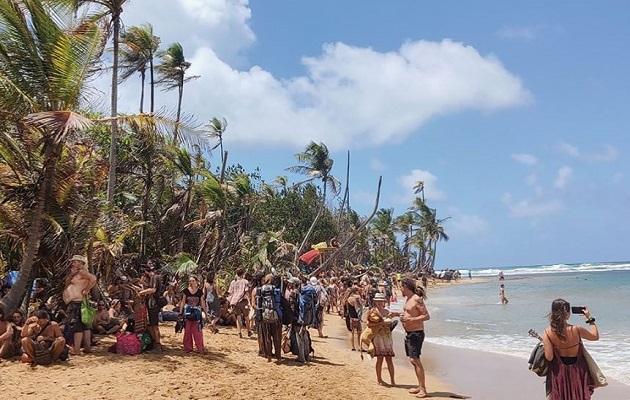 Coronavirus en Panamá: Gobierno gestiona vuelo chárter para extranjeros que asistieron a festival tribal en Colón