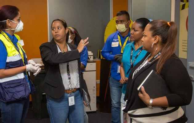 Coronavirus en Panamá: Mitradel verifica cumplimiento de las medidas sanitarias en sitios de trabajo