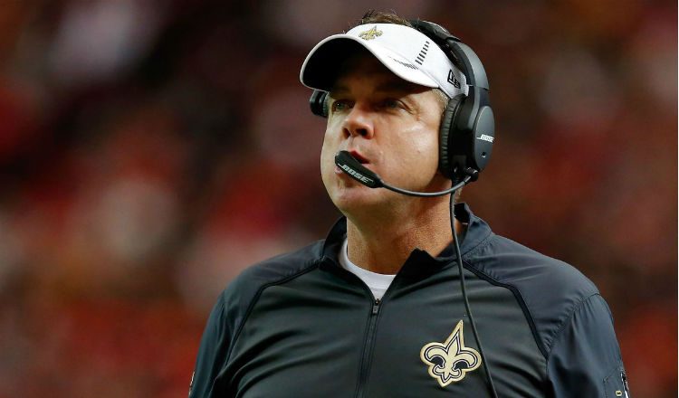 COVID-19 en la NFL, Sean Payton, entrenador de Saints, primer positivo