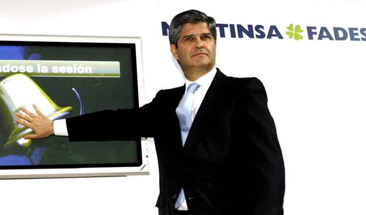 Expresidente del Real Madrid, en cuidados intensivos por el covid-19