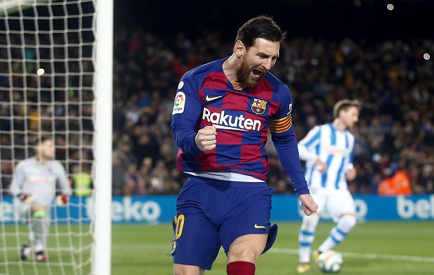 Leo Messi supera a Cristiano Ronaldo y Neymar en ingresos