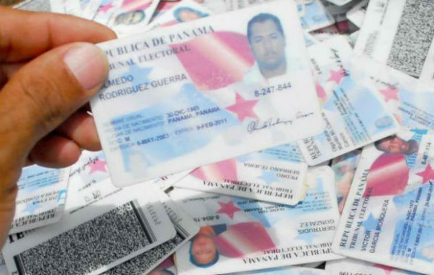 Coronavirus en Panamá: Hay 57 mil cédulas solicitadas en el Tribunal Electoral pendientes de entrega
