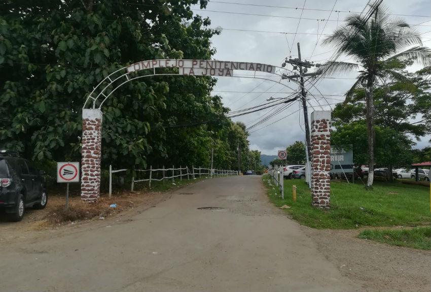 Policía Nacional frustra intento de evasión en La Joya