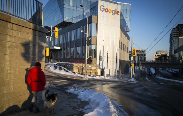 Llaman explotador a plan de Google para rastrear a residentes. Foto / Ian Willms para The New York Times.
