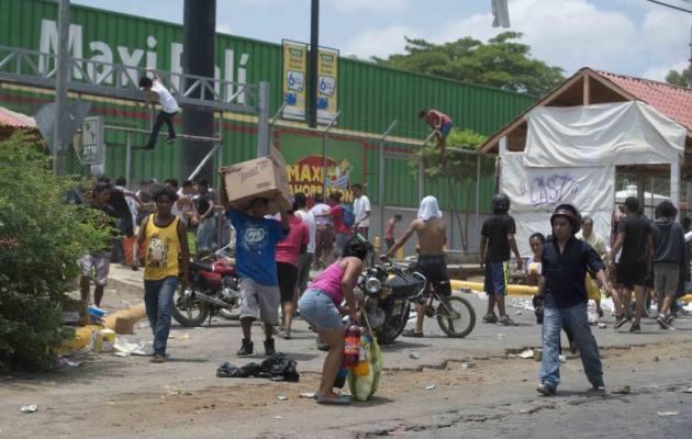 Coronavirus en Panamá: Pandemia de COVID-19 agita primeros saqueos ...