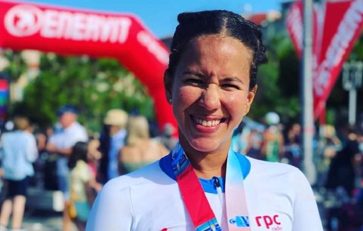 Margie Patricia Real, muestra su fortalece ante el COVID-19
