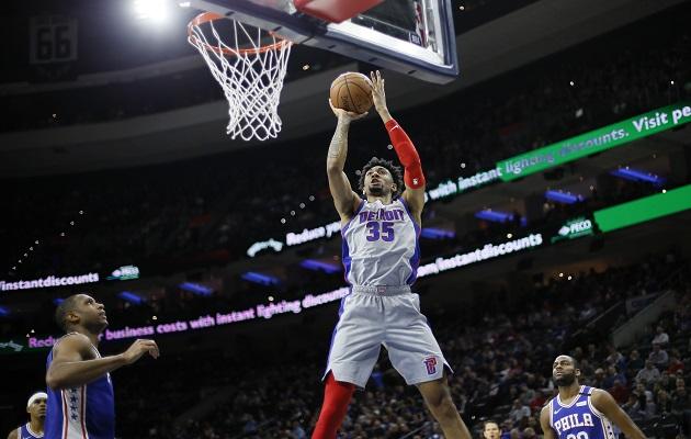 Jugador de los Pistons, enojado por informar que dio positivo en coronavirus