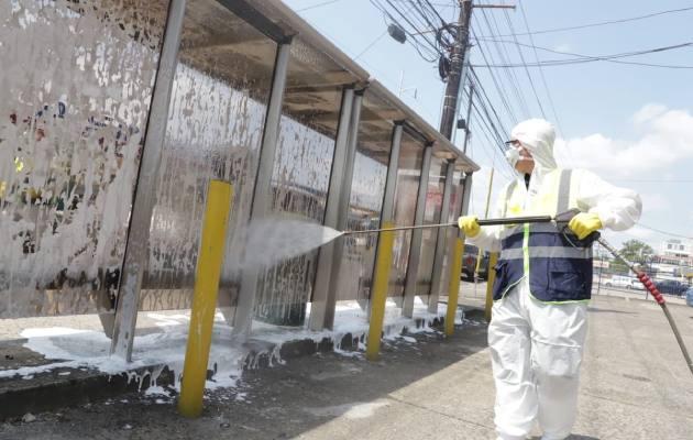 Coronavirus en Panamá: Gobierno y la población se unen contra el COVID-19 en jornadas de limpieza