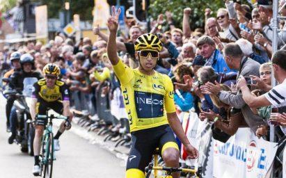 Egan Bernal: ' Sería grave para el ciclismo no celebrar las tres grandes pruebas'