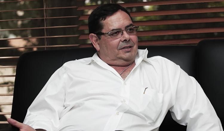 Piden con 'urgencia' ver situación legal del exdirector de la DGI, Luis Cucalón