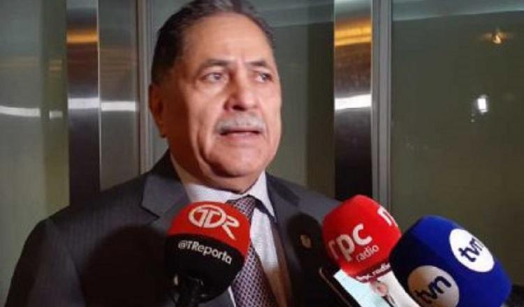Designan al diputado Roberto Ábrego como miembro de la junta directiva del Canal de Panamá