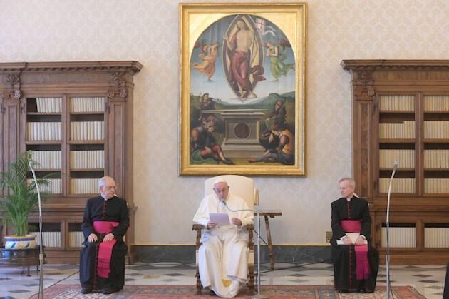 El papa Francisco crea una nueva comisión de estudio para el diaconato de las mujeres
