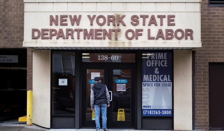 Casi 17 millones de trabajadores pierden el empleo en EE.UU. por el coronavirus