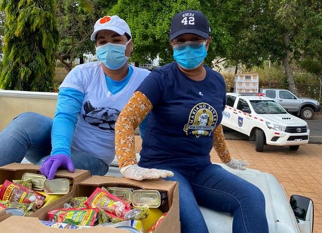 Puerto Caimito aplaude el gesto noble de Mariano Rivera en medio de la pandemia del COVID-19