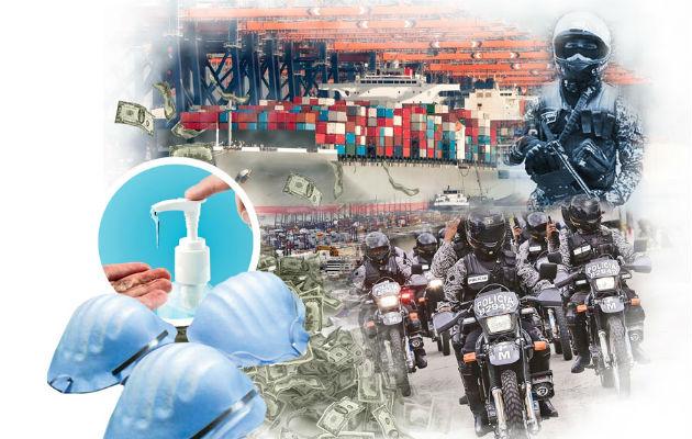 Crime Stoppers insta a las autoridades panameñas a estar atento ante el posible ingreso al país de productos falsificados.