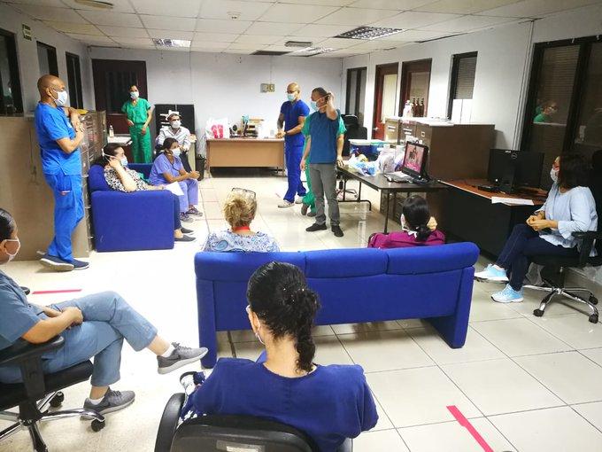 Panamá suma 116 decesos por COVID-19 y 4,210 casos positivos