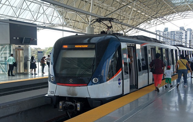 El Metro de Panamá cerrará el sábado y domingo por cuarentena total absoluta
