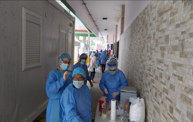 Se confirma la muerte de diez pacientes por COVID-19 en un solo día; hay 4,658 casos confirmados