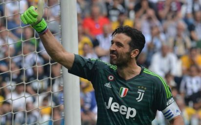 Gianluigi Buffon va por un récord en los mundiales
