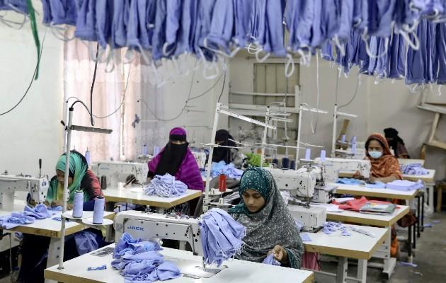 Sector textil en Asia enfrenta ruina, debido a la pandemia