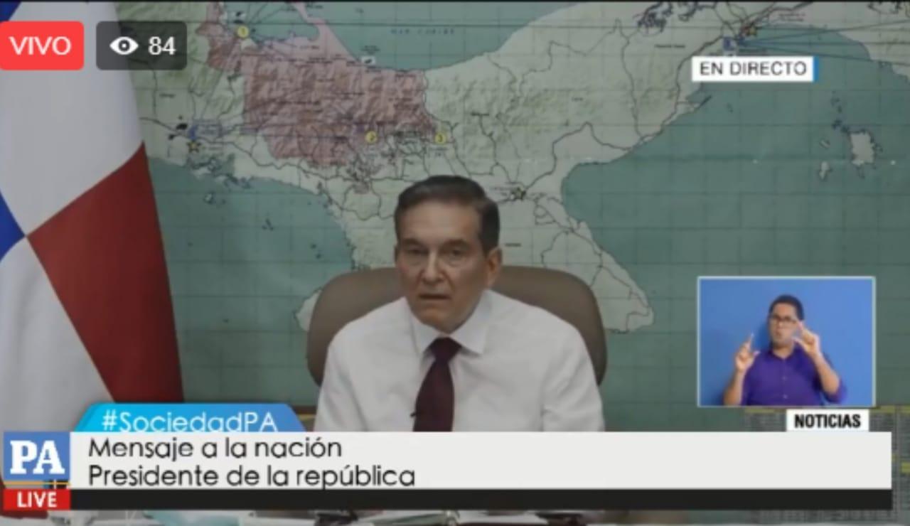 Funcionarios de la Presidencia y del Meduca recibieron bonos y bolsa del Plan Panamá Solidario
