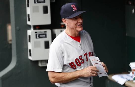 Ron Roenicke es oficialmente el piloto de los Medias Rojas de Boston