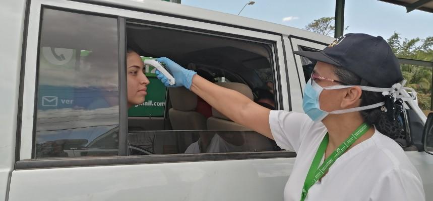 Paciente de COVID-19 en Herrera logra recuperarse satisfactoriamente