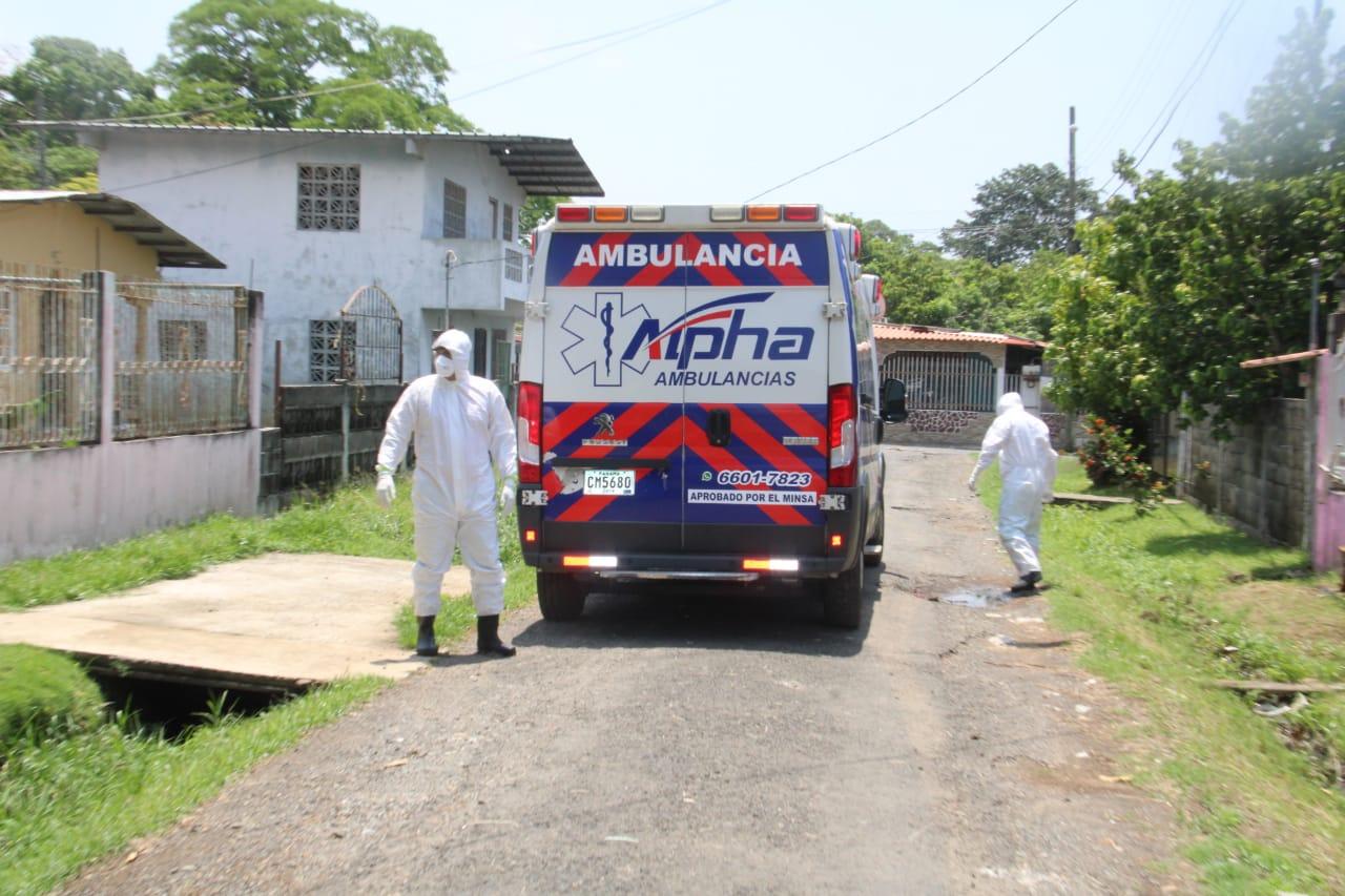 El poblado de Koskuna en Arraiján registra 180 casos de COVID-19