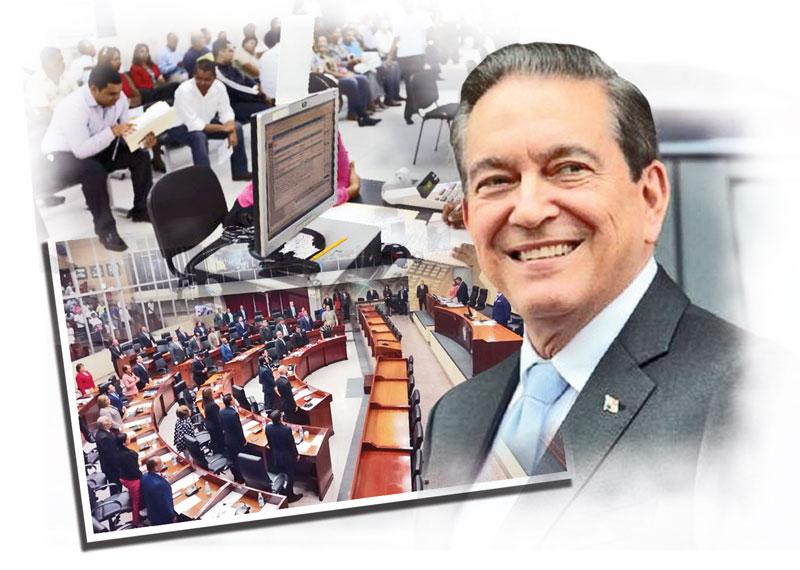 Asamblea Nacional culmina sus sesiones ordinarias, presidente Laurentino Cortizo puede aún aprobar moratorias