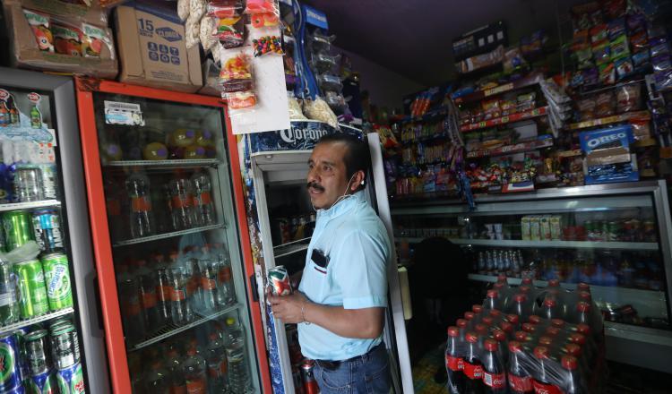 Sector privado de México prevé una caída de la economía de un 7.27 %