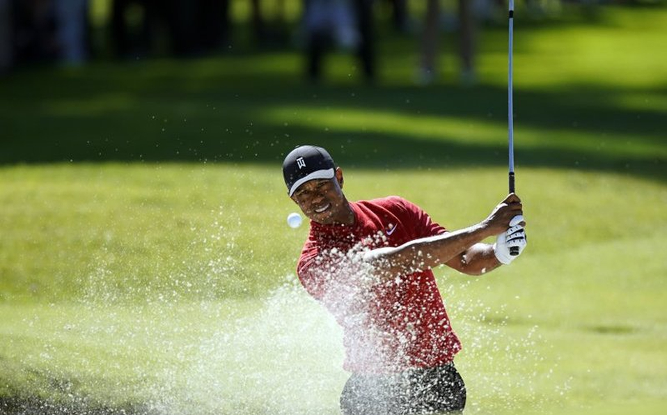 Tiger Woods. Foto: AP