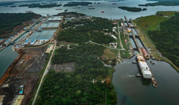 Canal de Panamá: Medidas de ahorro de agua permitieron calado de buques