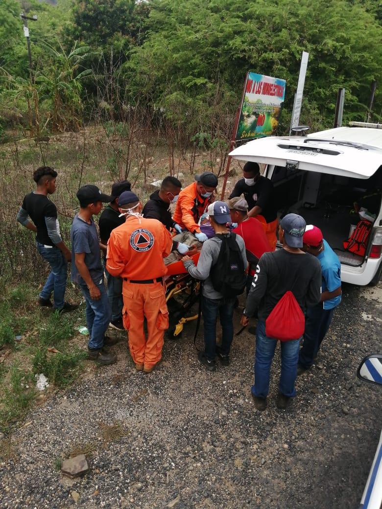 Encuentran con golpes y rasguños a hombre que estaba desaparecido en Veraguas