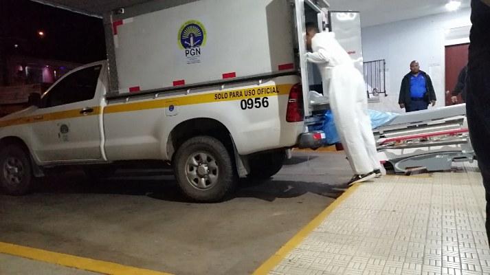 Homicidio múltiple en el área de Vacamonte