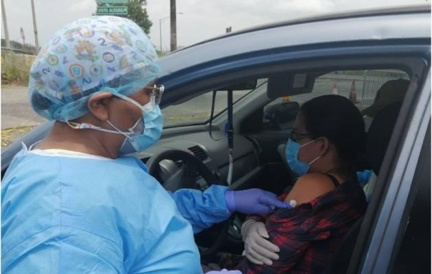 Las personas con discapacidad podrán vacunarse contra la influenza en la Ulaps de Vista Alegre de 7 de la mañana a 2 de la tarde.