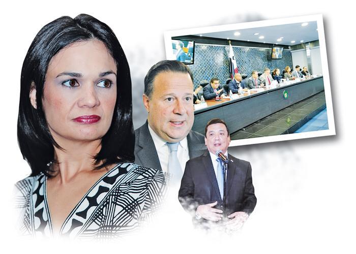 Ministerio Público está preparado para investigar a Juan Carlos Varela y a Isabel De Saint Malo