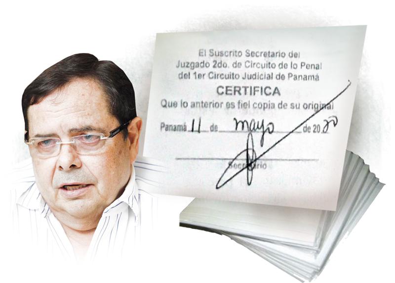 Juzgado Segundo de Circuito Penal violó los términos judiciales en caso contra Luis Cucalón