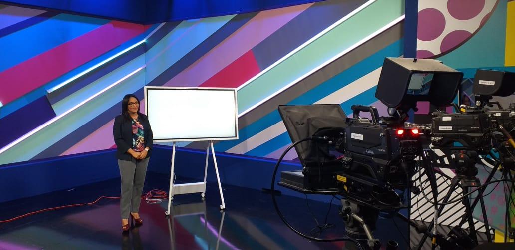 Premedia y Media también recibirán clases por televisión desde mañana lunes