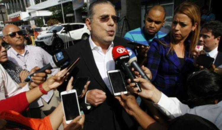 Fiscales cuestionados deben salir de los casos de Juan Carlos Varela